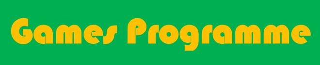 gamesprogramme