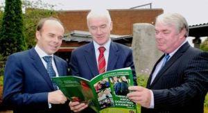 Professor Jim Egan supports Transplant Team Ireland