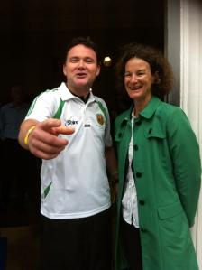 James Nolan & Sonia O'Sullivan