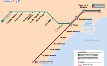 Metro-Malaga
