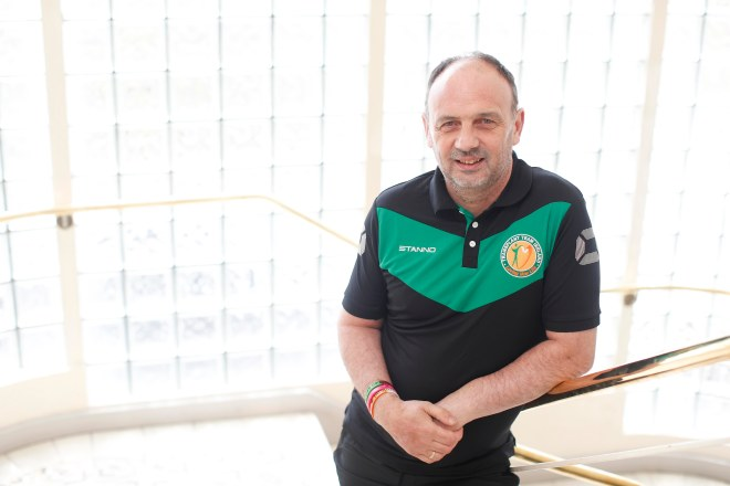 Pat O'Sullivan - Cork